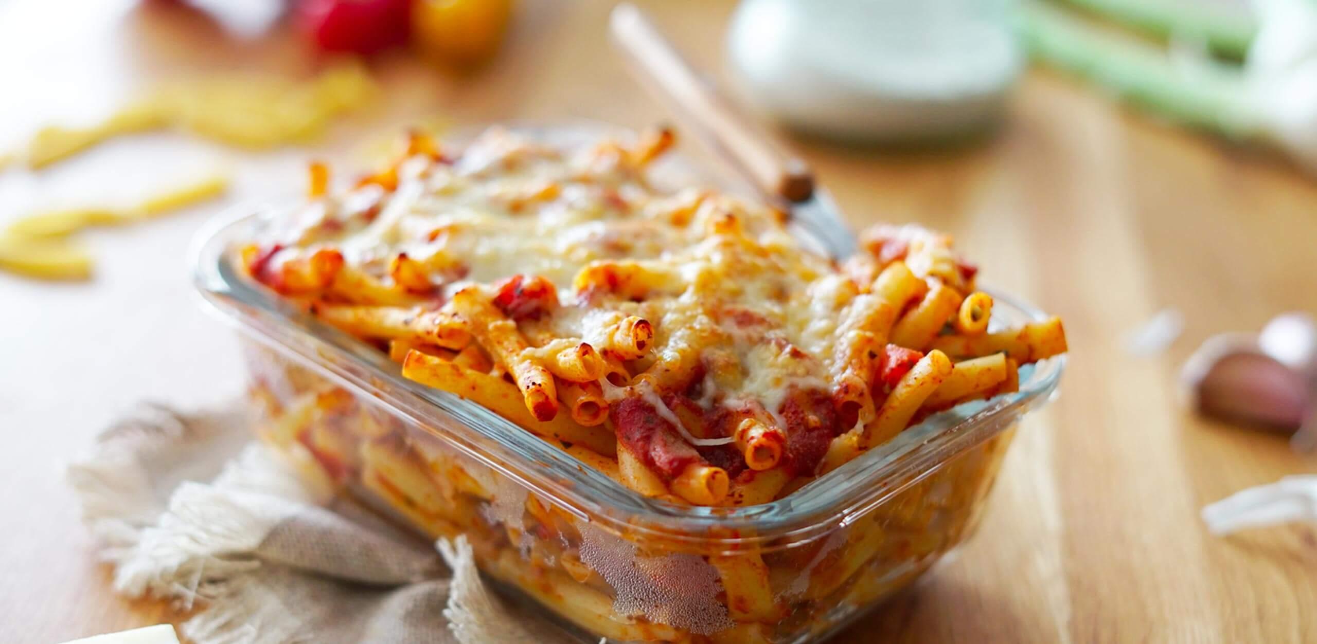 Macaroni à la bolognaise rapide